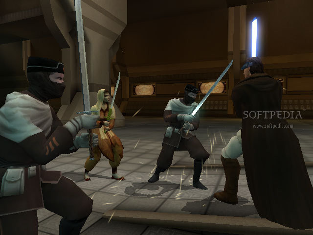 Screenshot 3 of Star Wars Knights of the Old Republic II: the Sith Lords