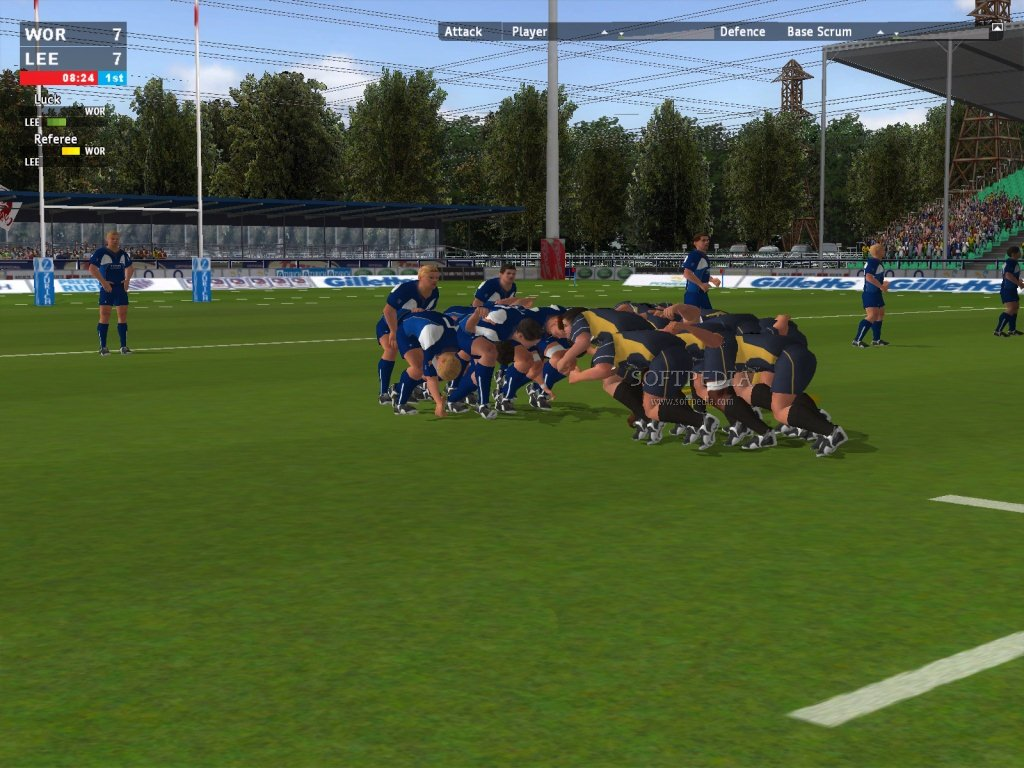 Pro Rugby Manager 2 (free version) download for PC