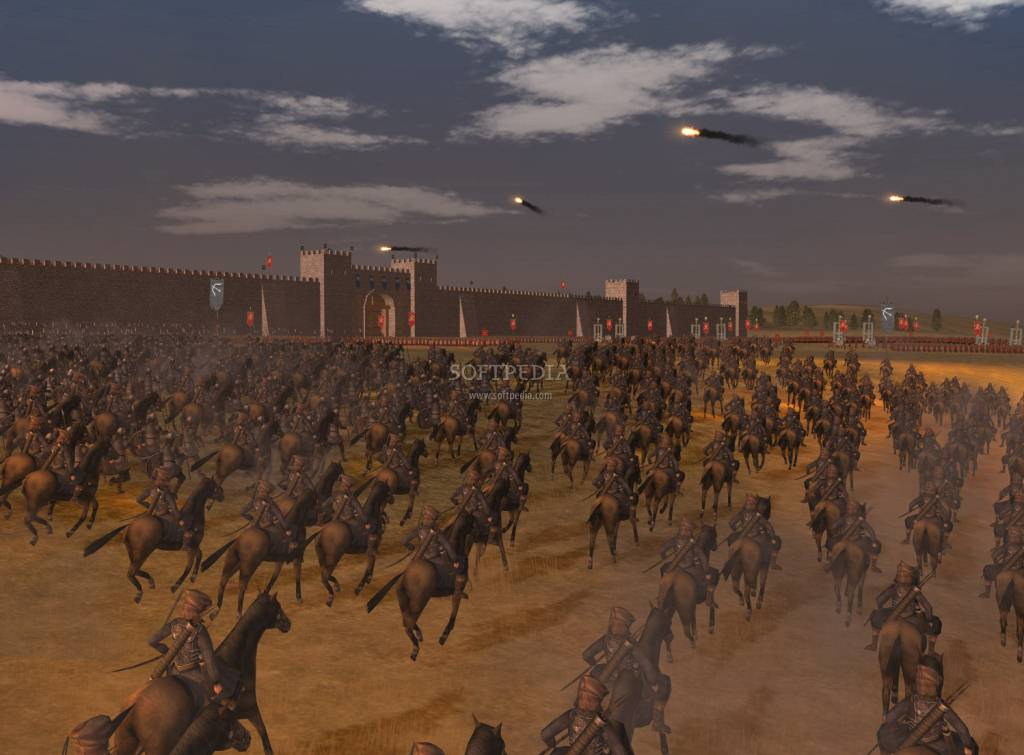 Rome: Total War Barbarian Invasion Patch screenshot 1