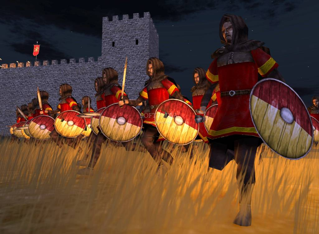 Rome: Total War Barbarian Invasion Patch screenshot 2