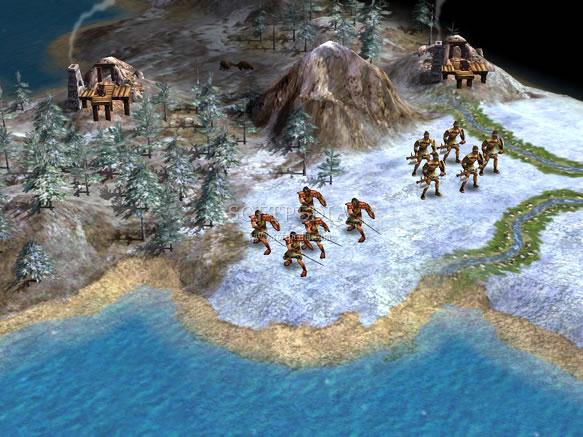 Civilization IV Mod - Europa 3 screenshot 2