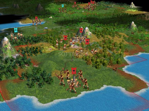 Civilization IV Mod - Europa 3 screenshot 3