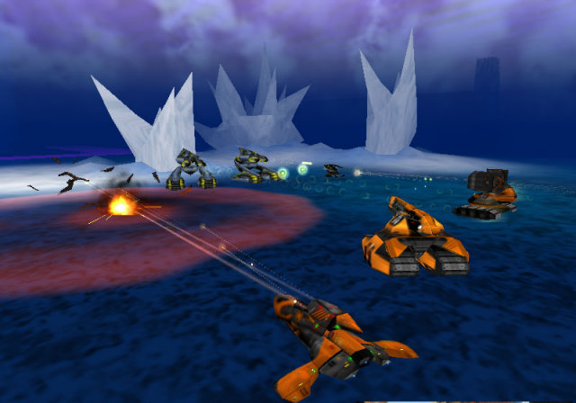 Battlezone ii combat commander unofficial patch download for Battlezone 2