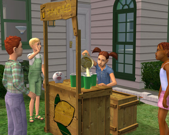 The Sims 2: Open for Business Patch screenshot 3