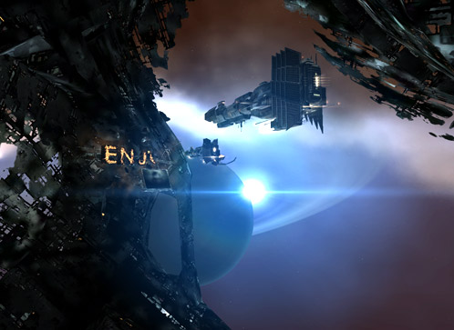EVE Online Update From Classic Graphics to Premium Graphics screenshot 2