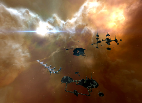 EVE Online Update From Classic Graphics to Premium Graphics screenshot 3