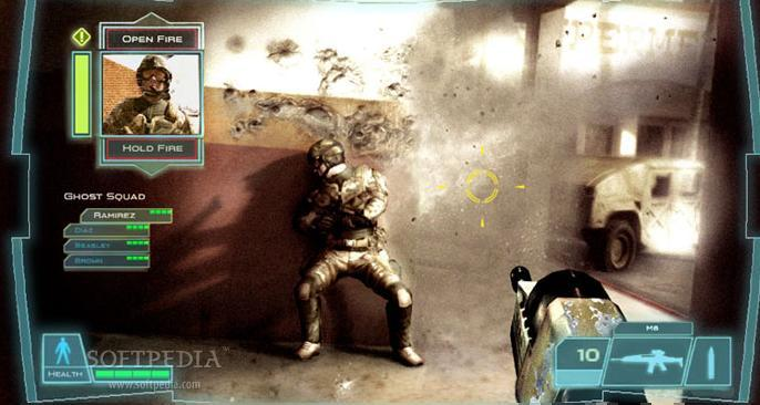 Ghost Recon: Advanced Warfighter Patch And MP Map Pack screenshot 3