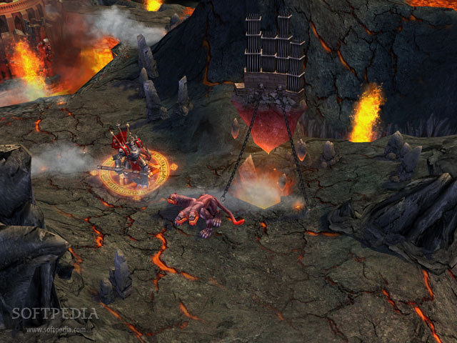 Heroes of Might and Magic V Chech Collector's Edition Patch screenshot 3