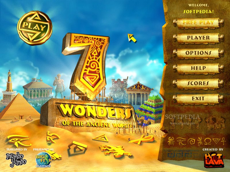 screenshot 1 of 7 wonders of