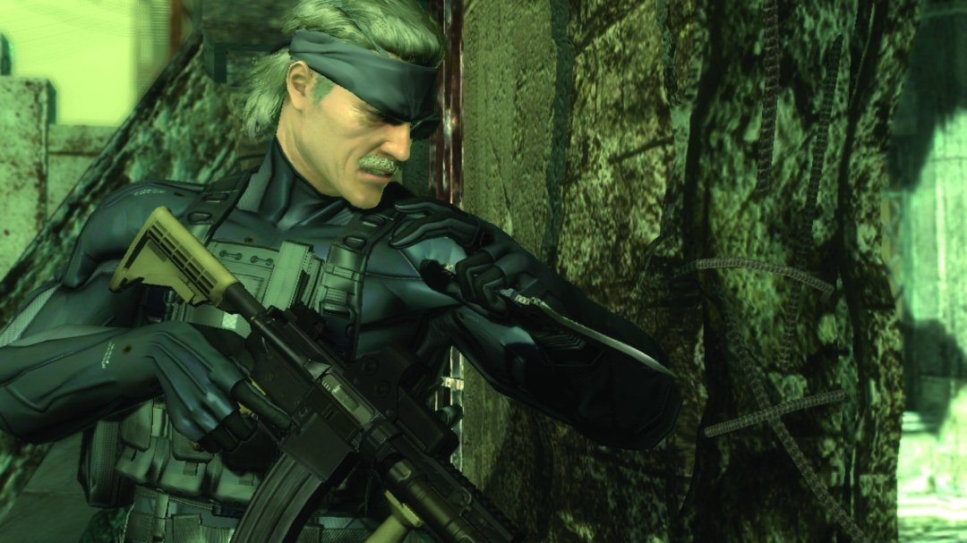 Metal Gear Solid 4: Guns of the Patriots Werewolf TV Spot screenshot 2