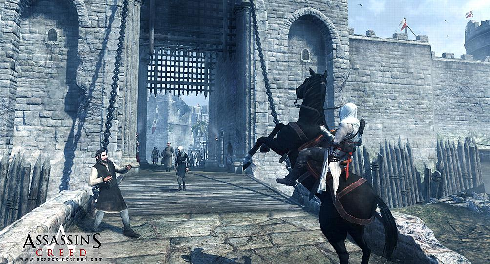 Assassin's Creed Montferrat Mission Walkthrough Video screenshot 3