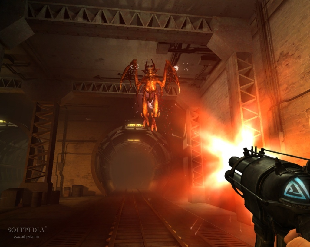 Hellgate: London E3 2005 Trailer screenshot 1
