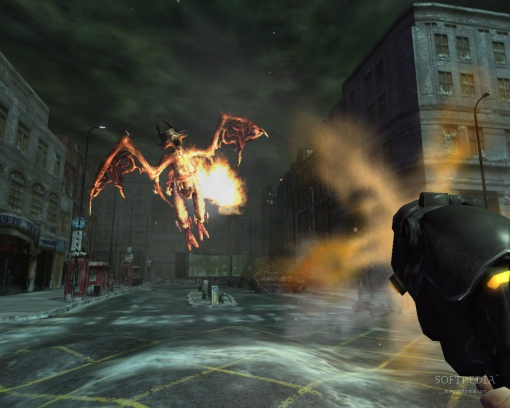Hellgate: London E3 2005 Trailer screenshot 3