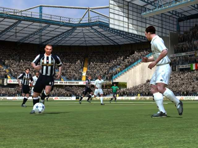 FIFA 2004 Demo screenshot 1