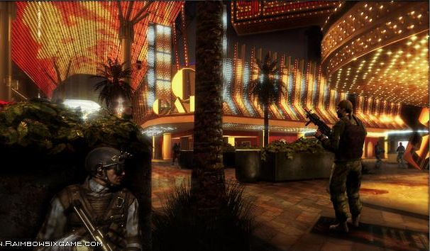 Rainbow Six Vegas Patch screenshot 1