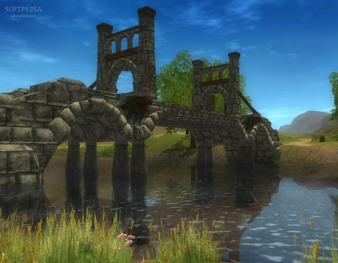 The Lord of the Rings Online: Shadows of Angmar Trailer screenshot 1