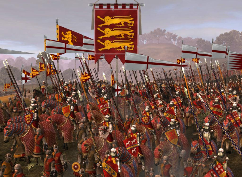 Medieval II: Total War English Patch Download