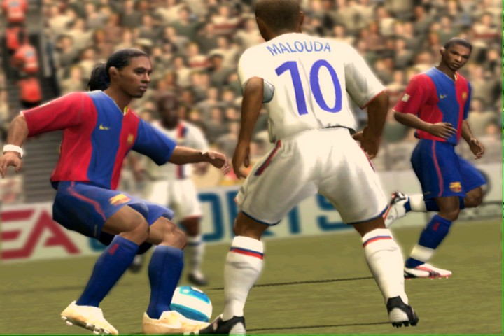 FIFA 07 - Creation Centre 07 screenshot 1