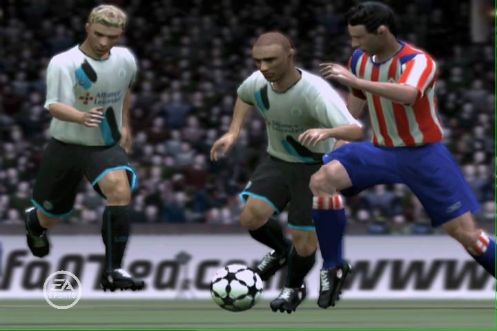 FIFA 07 - Olympic Stadium Luzhniki Moscow screenshot 3