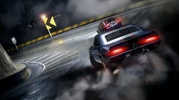 Need for Speed Carbon Save Editor screenshot 1
