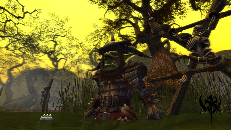 Warhammer Online: Age of Reckoning Altdorf Video screenshot 2