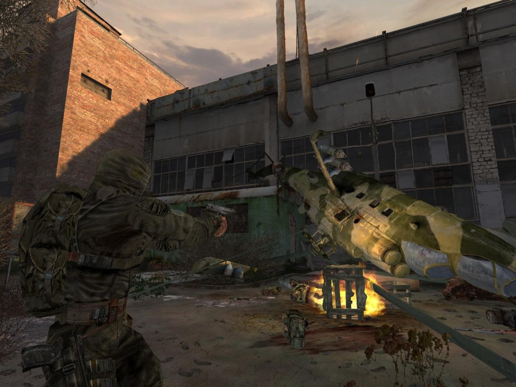 S.T.A.L.K.E.R. Shadow of Chernobyl +9 Trainer for 1.005 screenshot 2