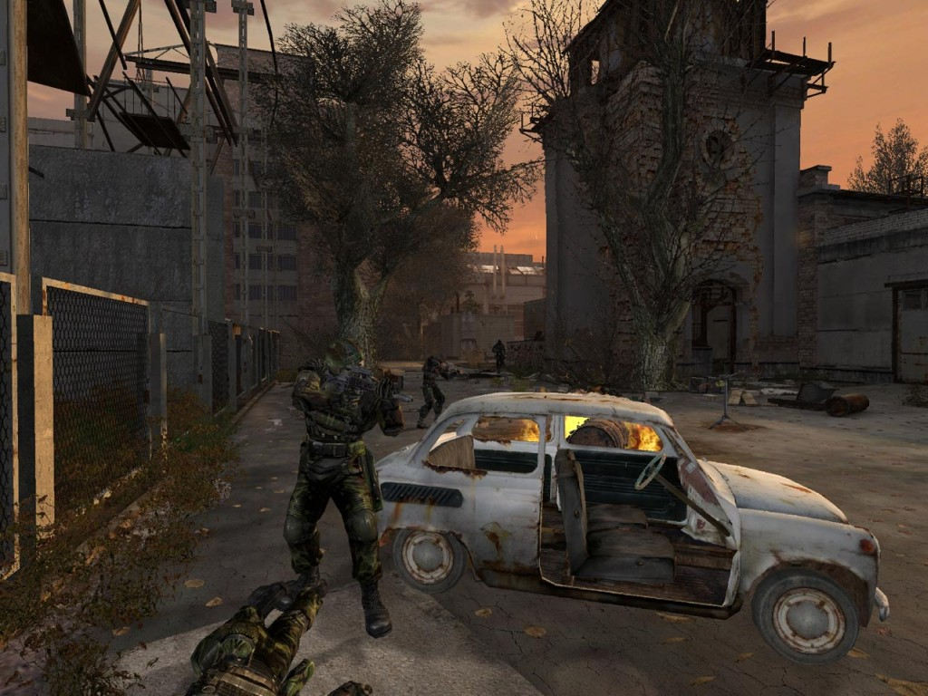 S.T.A.L.K.E.R. Shadow of Chernobyl +9 Trainer for 1.005 screenshot 3