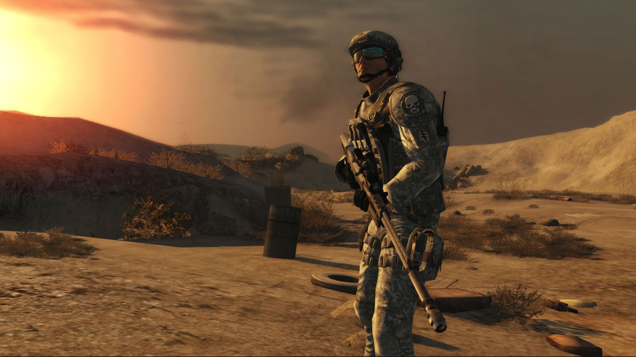 Ghost Recon Advanced Warfighter 2 - Developer Diary Trailer screenshot 1