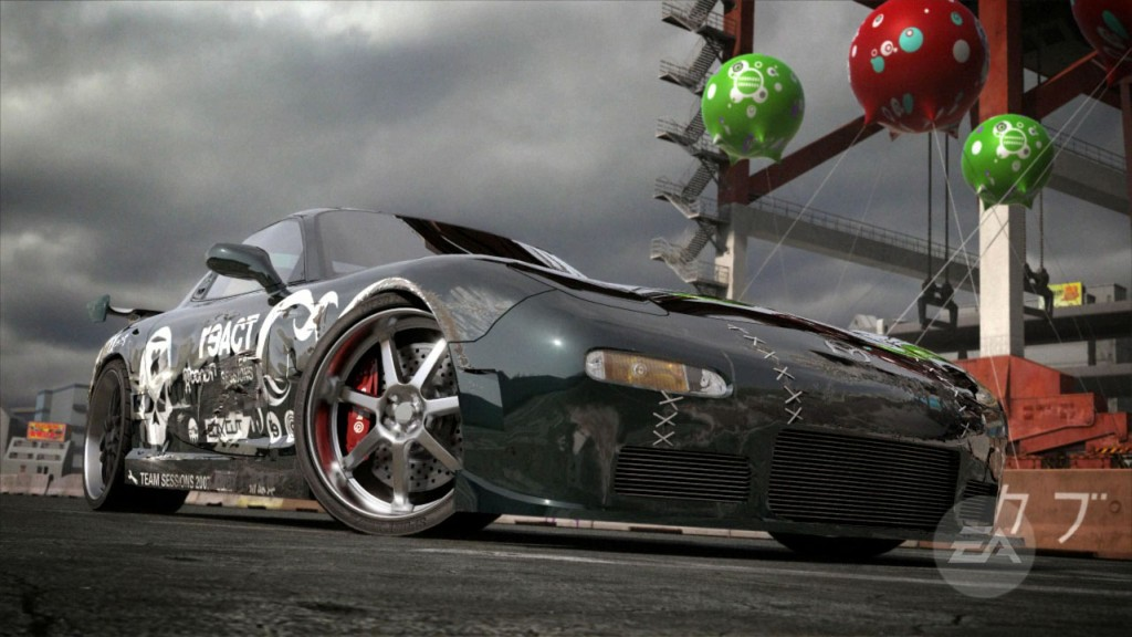 Need for Speed ProStreet European Digital Distribution Patch screenshot 1