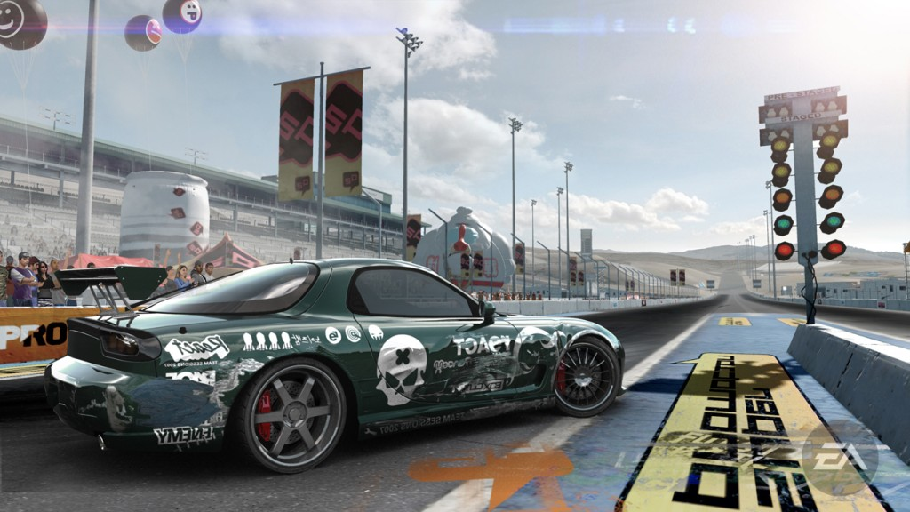 Need for Speed ProStreet +1 Trainer for 1.0 screenshot 2