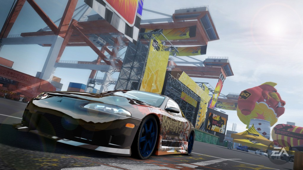 Need for Speed ProStreet - Camera Controller screenshot 3