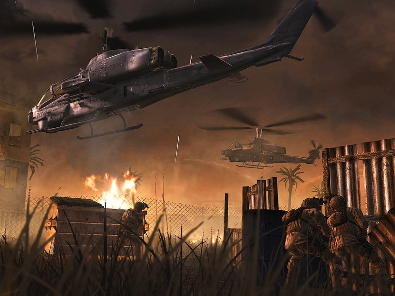 Call of Duty 4: Modern Warfare Direct2Drive Patch screenshot 3