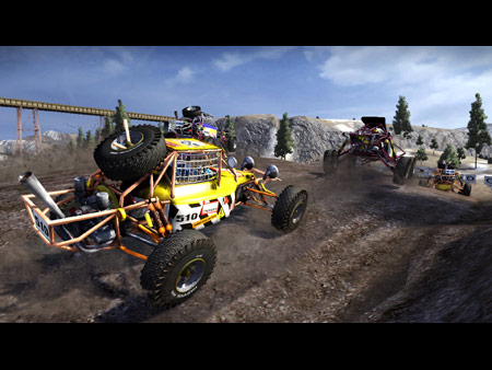 MX vs ATV Untamed - Endurocross Trailer screenshot 1