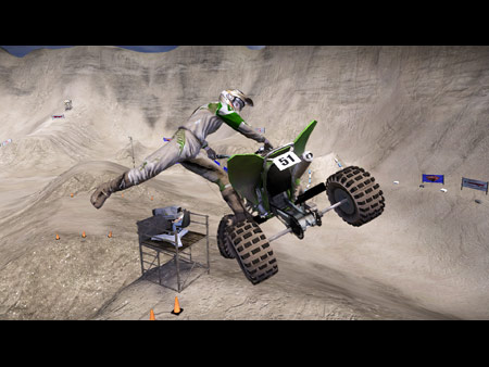 MX vs ATV Untamed - Endurocross Trailer screenshot 2