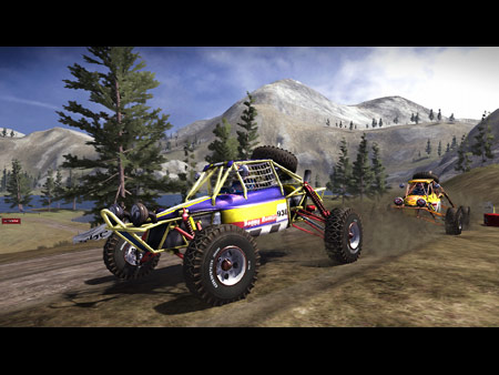 MX vs ATV Untamed - Endurocross Trailer screenshot 3