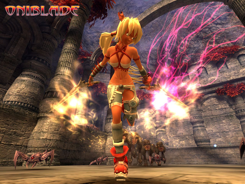Oniblade Storyline Trailer screenshot 1