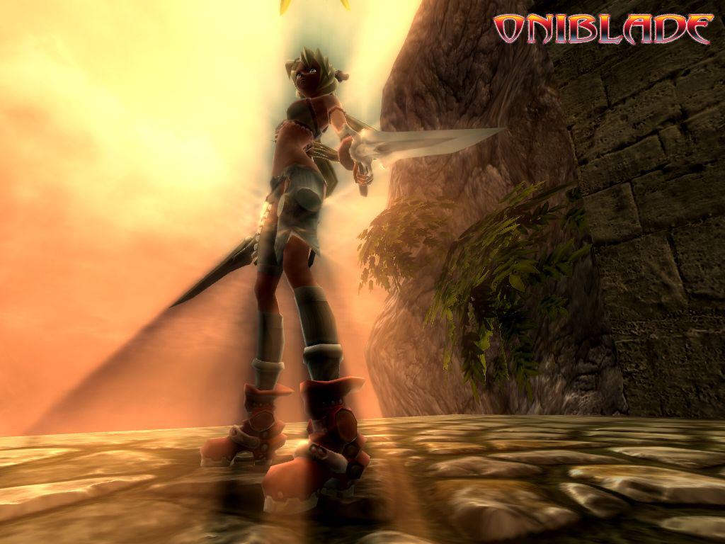 Oniblade Storyline Trailer screenshot 2