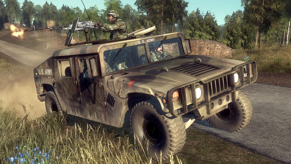 Battlefield: Bad Company Briefing Video screenshot 1