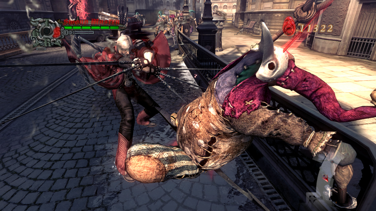 Devil May Cry 4 +12 Trainer for 1.0 DX9 & DX10 screenshot 1