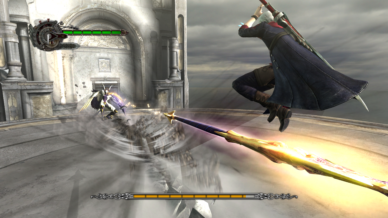 Devil May Cry 4 +12 Trainer for 1.0 DX9 & DX10 screenshot 2