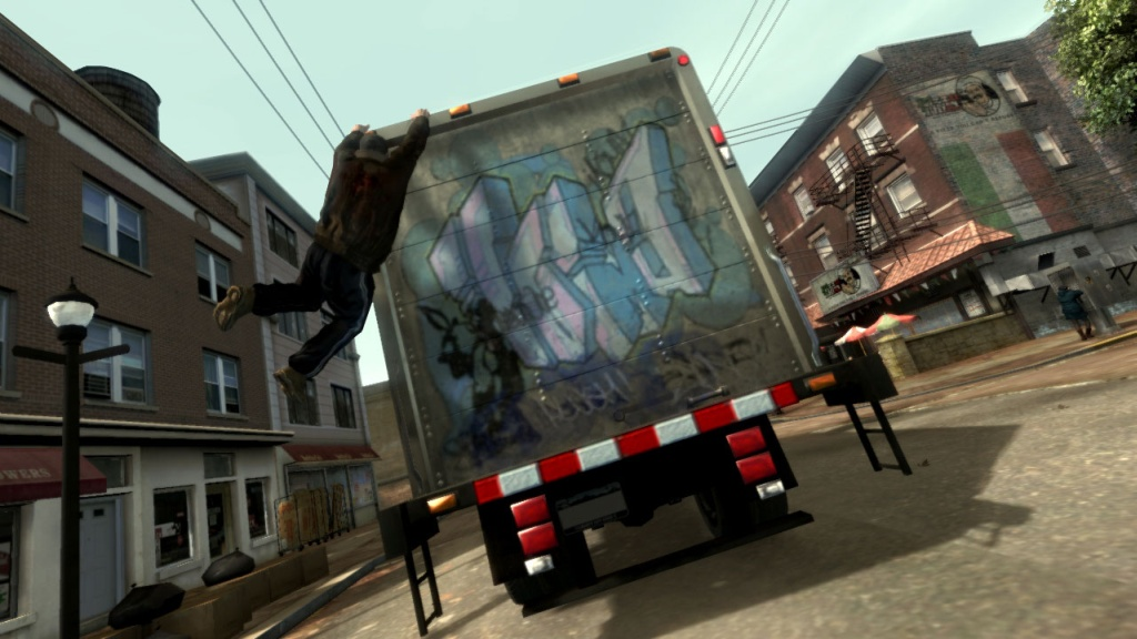 Grand Theft Auto IV - Whiz Wireless Trailer screenshot 1