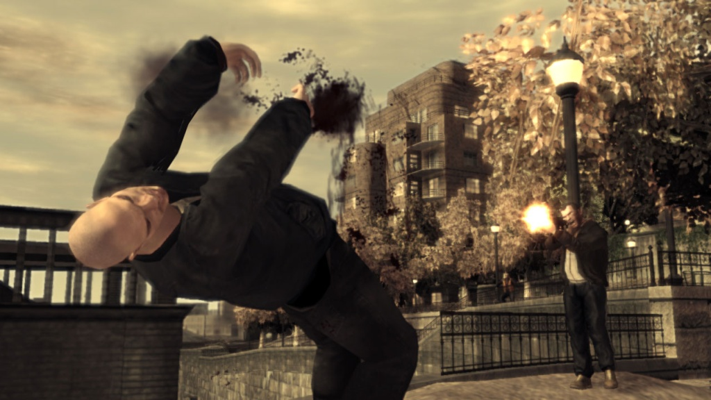 Grand Theft Auto IV - LCPD Trailer screenshot 3