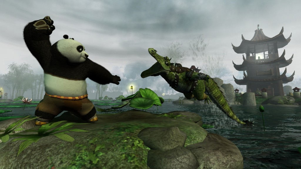 Kung Fu Panda Demo screenshot 3
