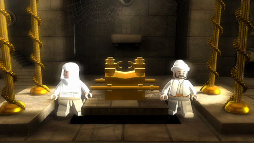 LEGO Indiana Jones: The Original Adventures +7 Trainer for 1.0 screenshot 2