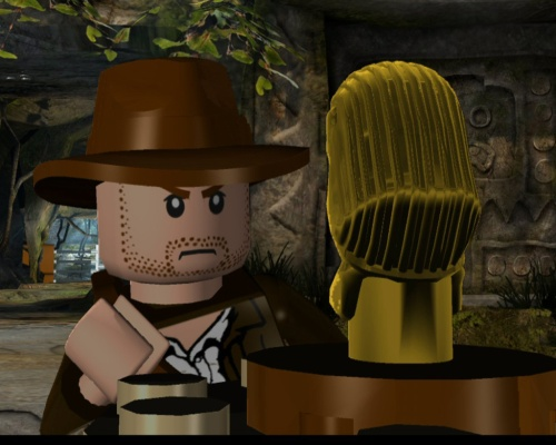 LEGO Indiana Jones: The Original Adventures +7 Trainer for 1.0 screenshot 3
