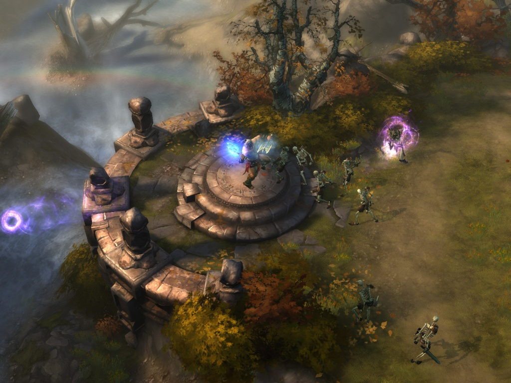 Diablo 3 - Artwork Trailer screenshot 1