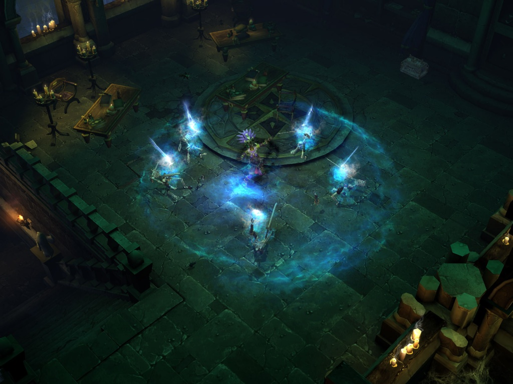 Diablo 3 - Artwork Trailer screenshot 3