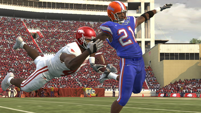 NCAA Football 09 - Heath and Lance Trailer screenshot 3