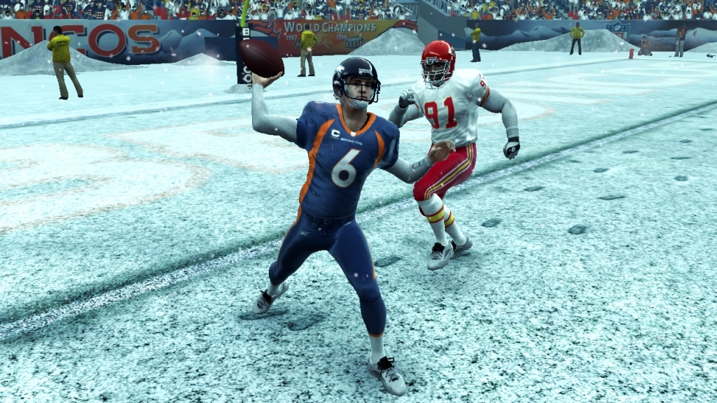 Madden NFL 2009 - Official Trailer screenshot 1