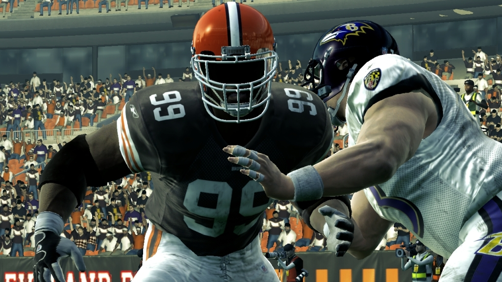 Madden NFL 2009 - Official Trailer screenshot 2